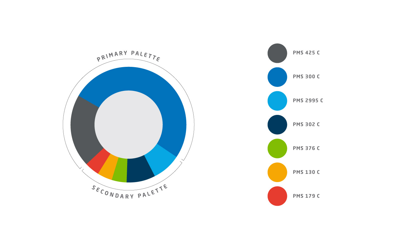 TBI Color Palette