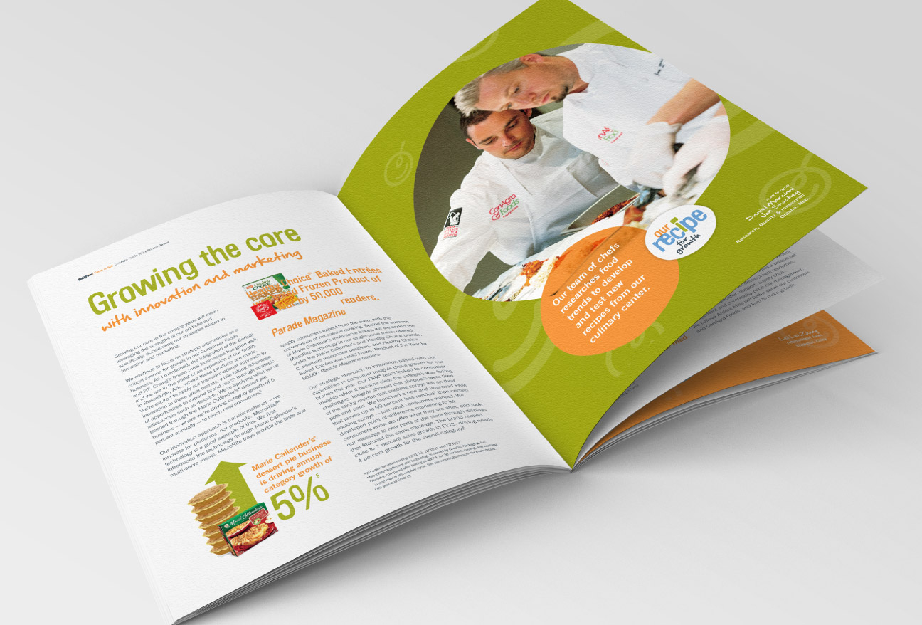 ConAgra Foods Annual Report