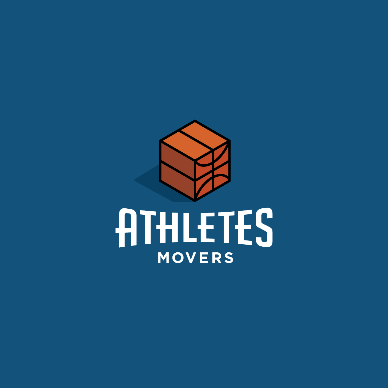 Athletes Movers Logo