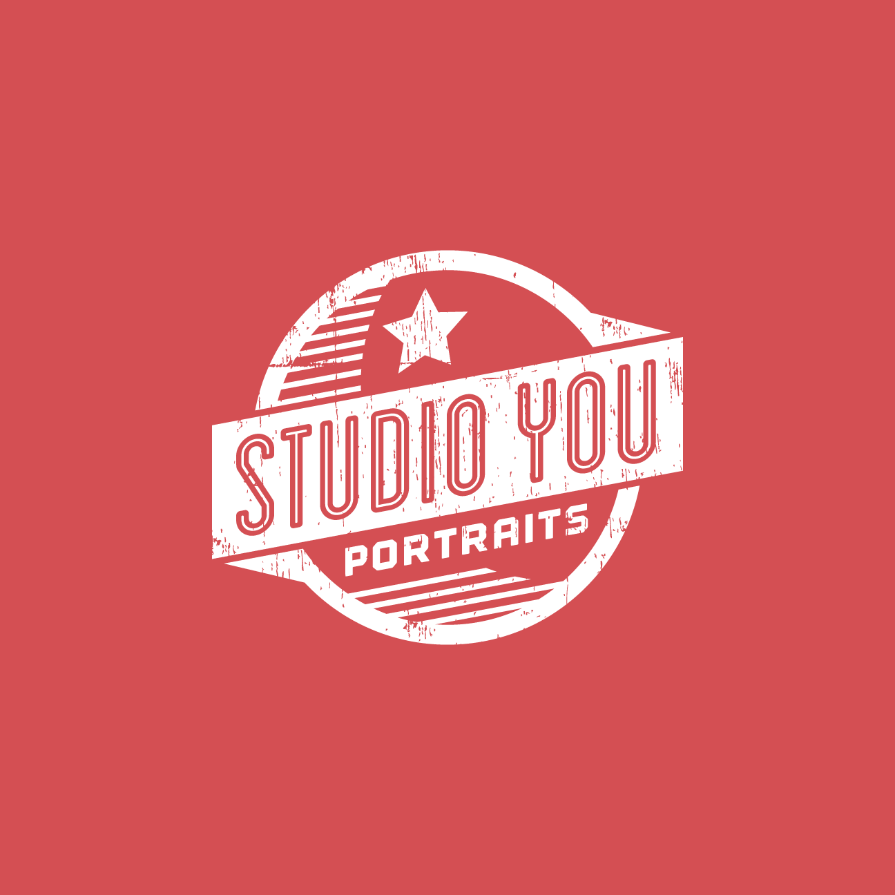 Studio You Portraits Logo