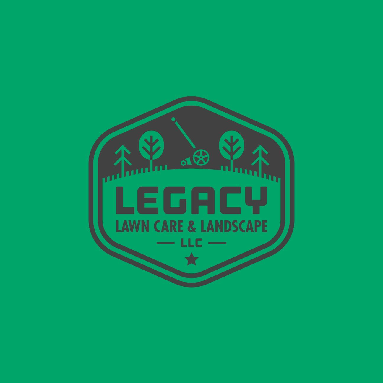 Legacy Lawn Care & Landscape Logo