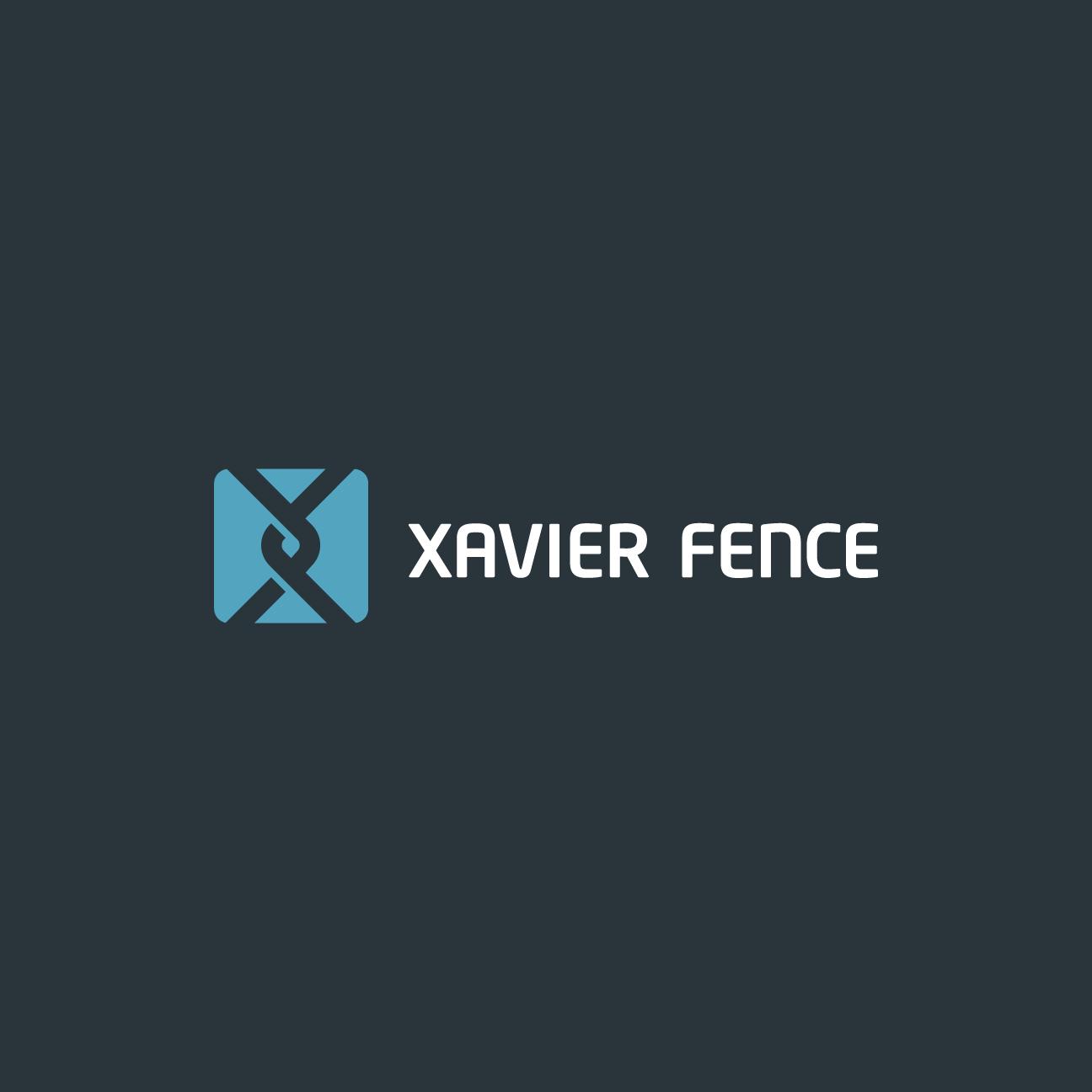 Xavier Fence Logo