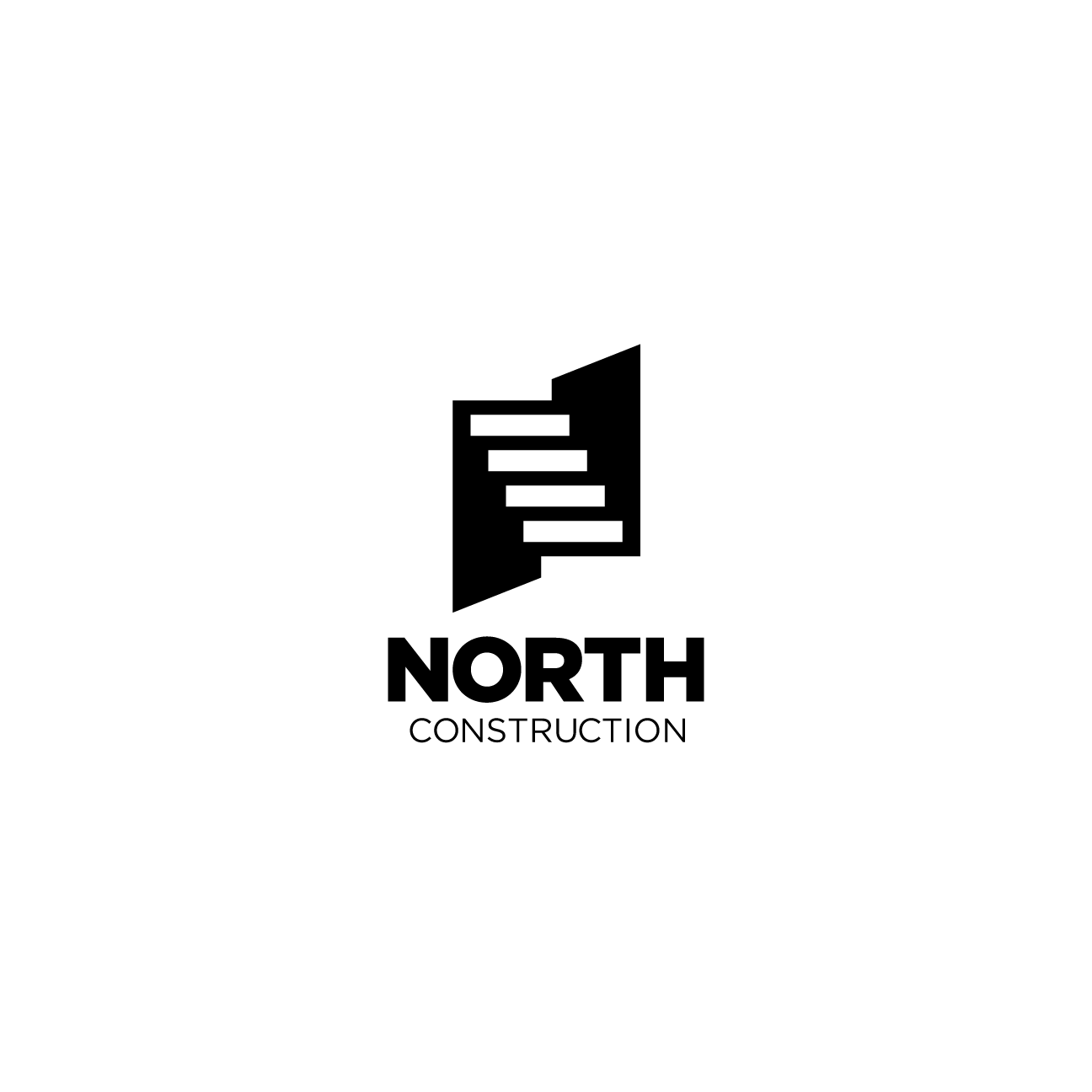 North Construction Logo