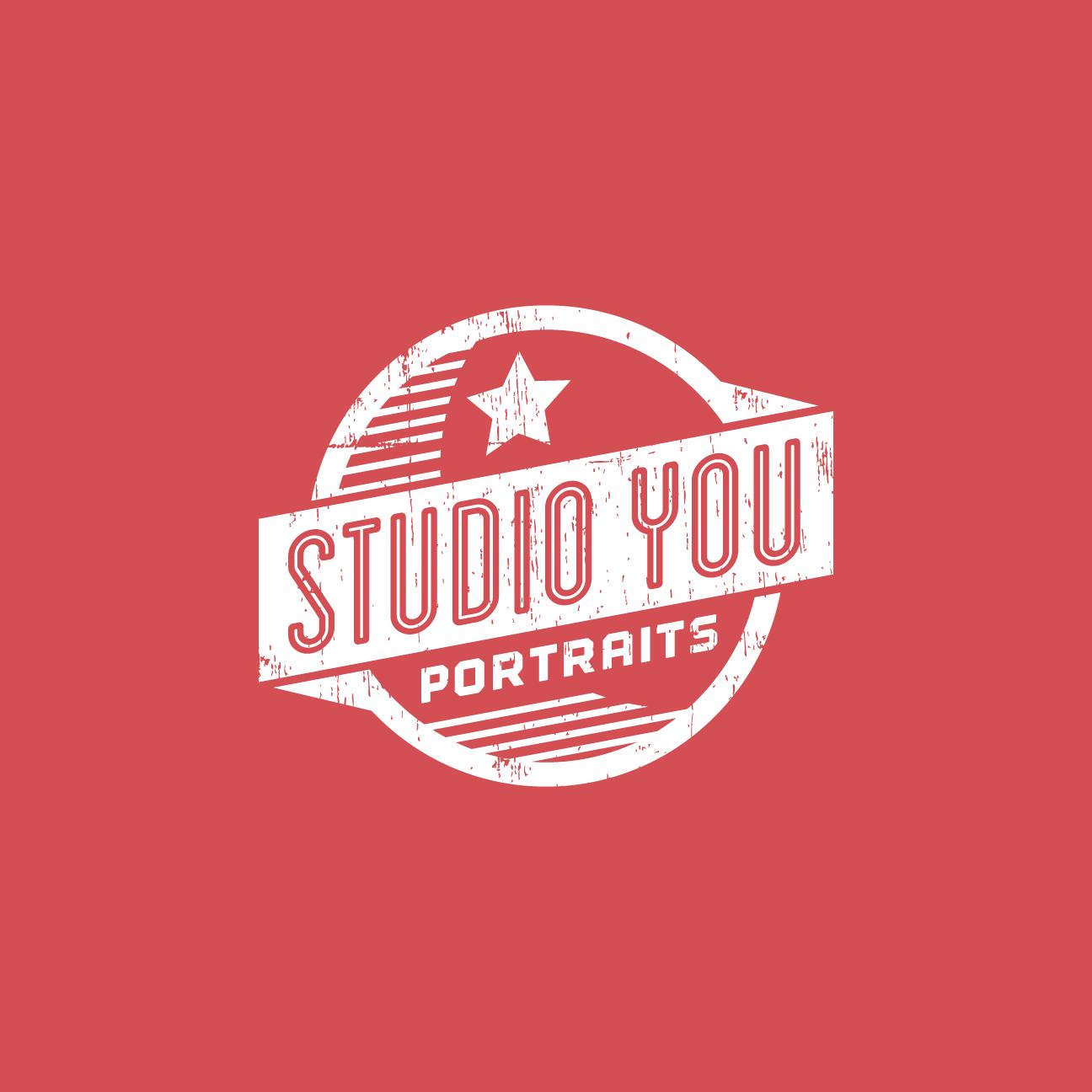 Studio You Portraits Logo