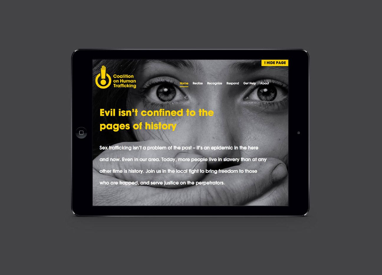 Coalition on Human Trafficking