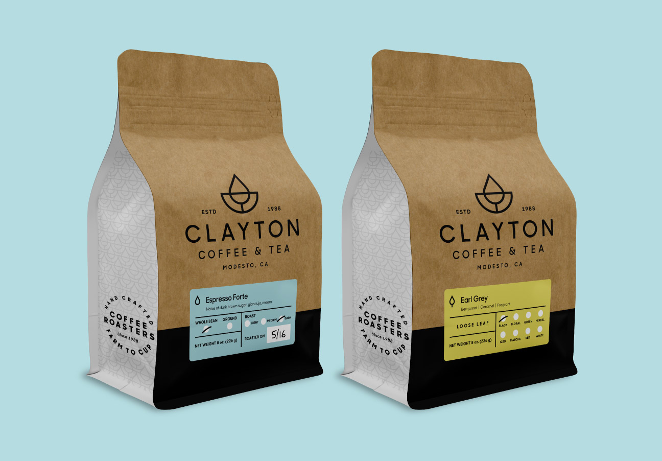 Clayton Coffee & Tea